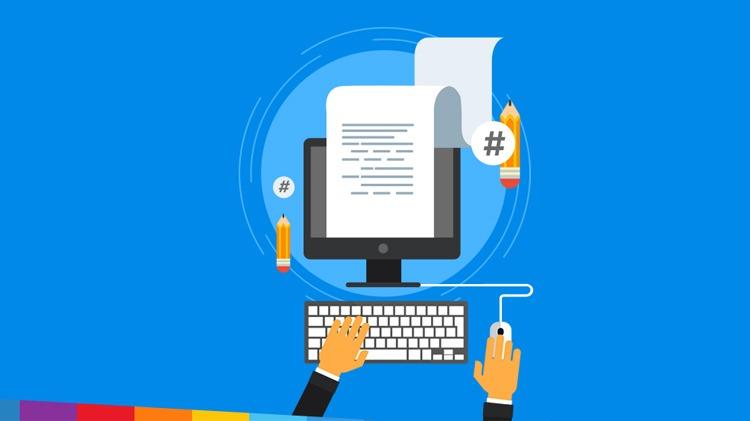 website content writer