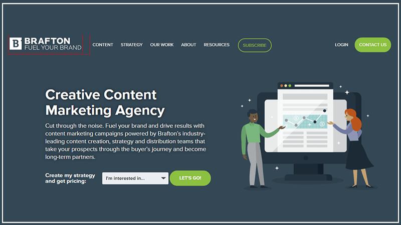 Brafton's Content Writing Service