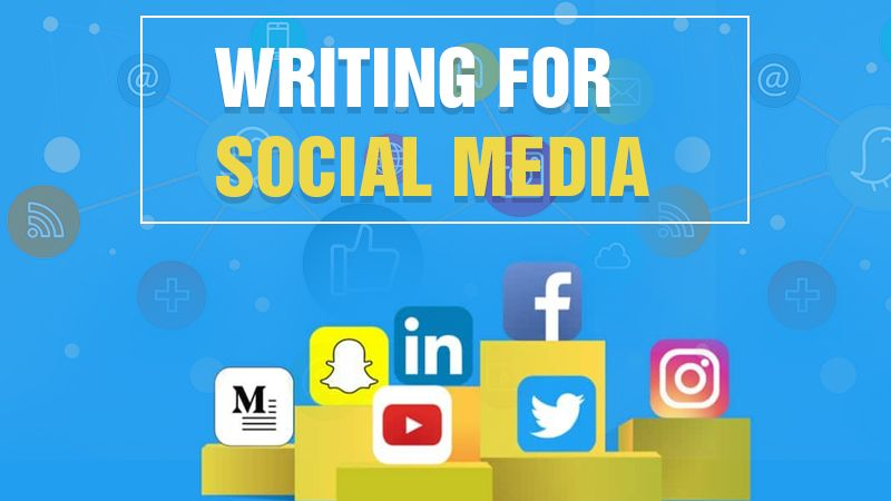 Become A Pro At Writing For Social Media Channels [Tips & Strategies]