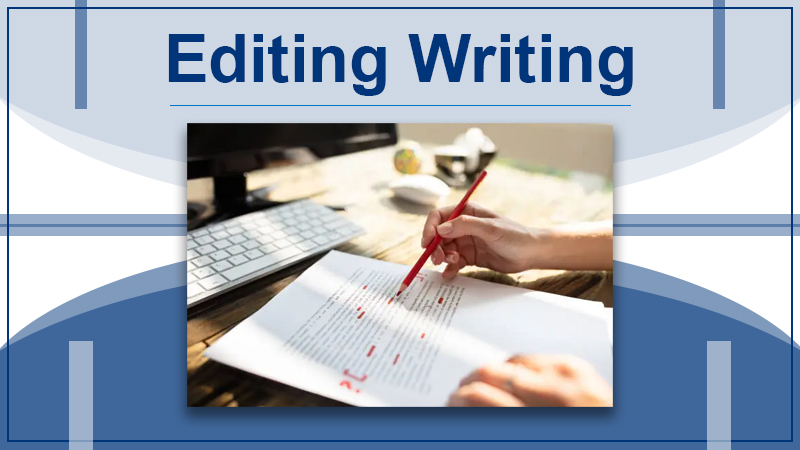 How To Get The Best Editing Writing Services?