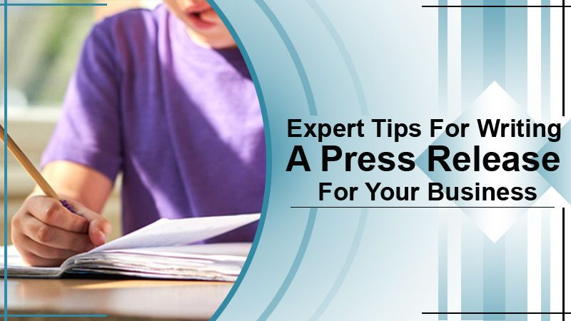 5 Expert Tips For Writing A Press Release