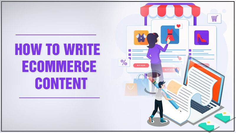 The Holy Grail on How To Write eCommerce Content